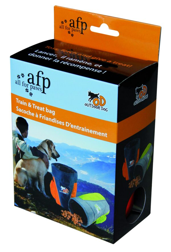 AFP Outdoor Dog treat bag