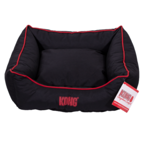 Kong Lounger Beds Black S