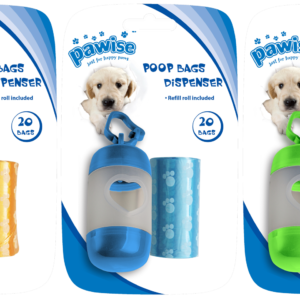 Pawise Poop Bags Dispenser