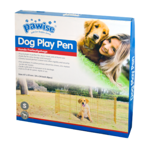 Pawise Dog Play Pen
